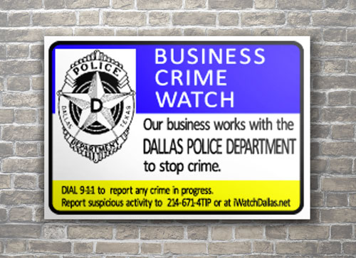 Business Crime Watch