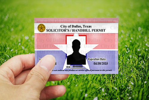 Solicitor's Permit